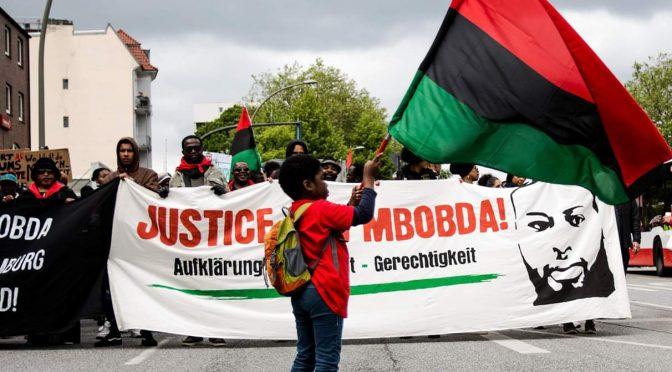 #JusticeForMbobda DEMO 25.05.2019: Rückblick