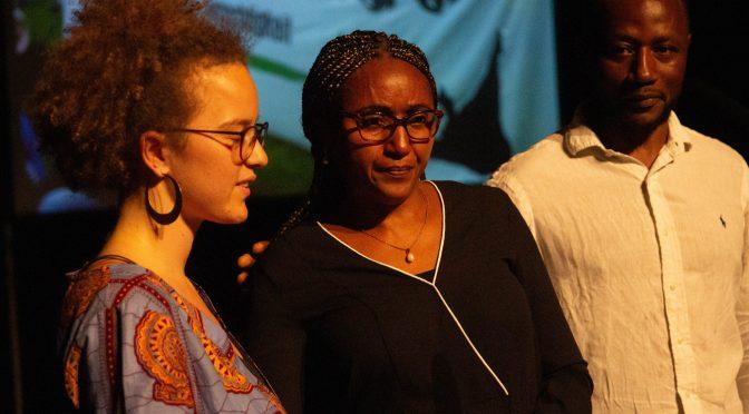 Gedenkfeier Tonou Mbobda: Dankeschön [DE, FR, EN, AR]